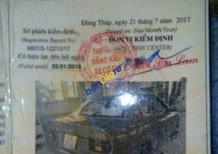 Cần bán xe Suzuki Baleno đời 1996, màu đỏ, nhập khẩu