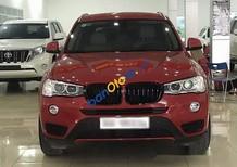 Cần bán xe BMW X3 xDrive 20i năm 2016, màu đỏ, nhập khẩu nguyên chiếc