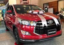 Bán ô tô Toyota Innova sản xuất 2017, tiện nghi, an toàn, khẳng định đẳng cấp MPV