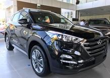 Bán xe Tucson 2017, xăng tiêu chuẩn, màu đen