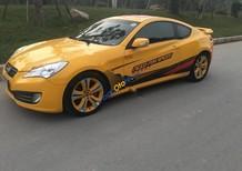 Bán Hyundai Genesis 2.0 AT đời 2011, màu vàng, nhập khẩu nguyên chiếc