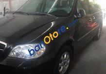 Cần bán xe Kia Carnival năm sản xuất 2008, màu đen, 245tr