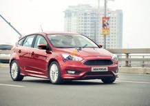 Bán xe Ford Focus đời 2017, màu đỏ, nhập khẩu, giá tốt