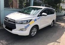 Cần bán Toyota Innova 2.0E  MT đời 2017, màu trắng