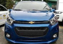 Cần bán xe Chevrolet Spark LTZ đời 2018, màu xanh lam, 359 triệu