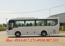 12 lý do nên chọn Thaco Town TB85S, giá xe khách 29 chỗ bầu hơi mới của Trường Hải