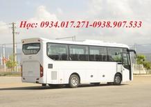 12 lý do nên chọn Thaco Town TB85, giá xe khách 29 chỗ mới của Trường Hải, giá xe Thaco TB85