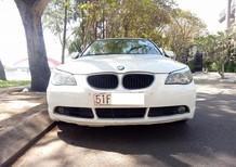 Lên đời bán xe BMW 5 Series 525i AT màu trắng nhập Đức