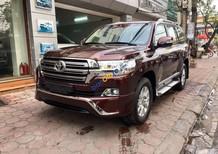 Bán Toyota Land Cruiser VX-E 5.7 đời 2016, màu đỏ, nhập khẩu Trung Đông giá tốt. LH: 0948.256.912