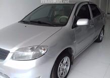 Bán xe Toyota Vios đời 2005, màu bạc, nhập khẩu nguyên chiếc