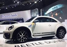 Bán Volkswagen Beetle Dune đời 2017, màu trắng, xe nhập
