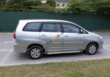 Bán xe Toyota Innova G sản xuất năm 2011, màu bạc, giá tốt