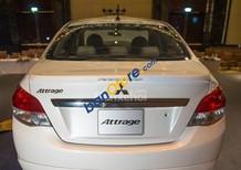 Mitsubishi Attrage 2017 giá chỉ từ 402 triệu đồng