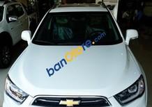 Cần bán Chevrolet Captiva AT sản xuất 2017, màu trắng, giá tốt