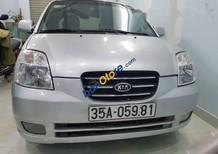 Cần bán xe Kia Morning đời 2007, màu bạc, xe nhập xe gia đình, giá chỉ 179 triệu