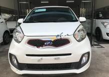Cần bán gấp Kia Morning AT sản xuất năm 2014, màu trắng, giá tốt
