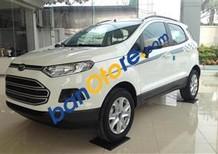 Cần bán Ford EcoSport Titanium 1.5P AT năm 2017, màu trắng, 555tr