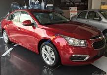 Chevrolet Cruze giảm giá trên 50 triệu, trả trước 100 triệu có xe ngay