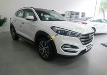 Bán Hyundai Tucson CKD sản xuất 2018 màu trắng, xe lắp ráp, hỗ trợ trả góp lên đến 85% - LH: 090.467.5566