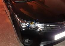 Cần bán gấp Toyota Corolla Altis 1.8G AT đời 2015, màu đen chính chủ, 659tr