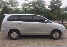 Chính chủ cần bán Toyota Innova 2.0G 2010, màu bạc, giá 398tr