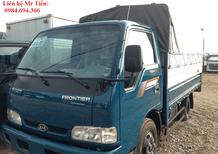 0984694366 bán xe Kia K3000 nâng tải 2,4 tấn đủ các loại thùng bạt, hỗ trợ trả góp lãi suất thấp