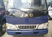 Xe tải JAC 2 tấn 5 / 2t5 / 2,5t. Máy công nghệ isuzu giá rẻ nhất Sài Gòn