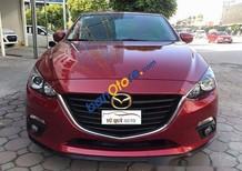 Bán xe Mazda 3 2016, màu đỏ, giá tốt