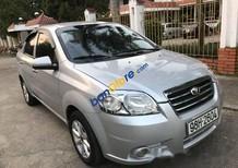 Cần bán gấp Daewoo Gentra đời 2010, màu bạc, 188tr