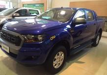 Cần bán xe Ford Ranger đời 2017, màu xanh lam, xe nhập, giá 659tr
