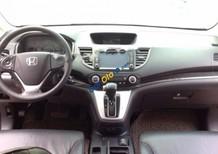 Bán xe Honda CR V 2.4 AT đời 2014, màu nâu