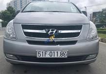 Bán ô tô Hyundai Starex đời 2015, màu bạc, nhập khẩu nguyên chiếc số sàn