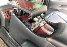 Xe Lexus LS 460L đời 2007, màu đen, nhập khẩu nguyên chiếc