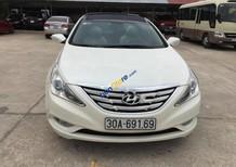 Bán ô tô Hyundai Sonata 2010, màu trắng, xe nhập
