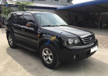 Bán Ford Escape XLT 3.0 AT sản xuất 2004, màu đen chính chủ, giá tốt