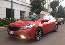 Cần bán lại xe Kia Cerato 1.6 đời 2016, màu đỏ số tự động, giá 595tr