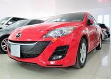 Cần bán Mazda 3 đời 2010, màu đỏ, nhập khẩu số tự động giá cạnh tranh