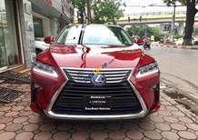 Cần bán xe Lexus RX 450h mới 100% đời 2017, màu đỏ, nhập khẩu nguyên chiếc