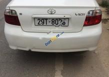 Bán Toyota Vios 1.5G sản xuất 2003, màu trắng giá cạnh tranh