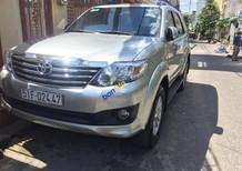 Cần bán xe Toyota Fortuner 2.7V 4x2 AT 2014, màu bạc, giá chỉ 805 triệu