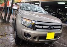 Bán xe Ford Ranger XLS đời 2014, màu vàng, xe nhập