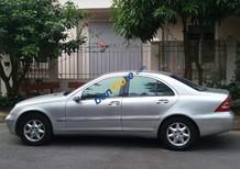 Xe Mercedes AT năm 2002, màu bạc, xe nhập số tự động, giá chỉ 205 triệu