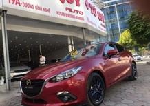 Bán Mazda 3 1.5L đời 2016, màu đỏ, 675tr