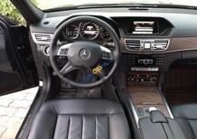 Bán Mercedes E200 đời 2013, màu đen