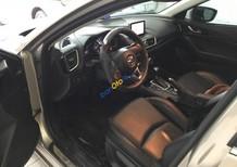 Bán Mazda 3 đời 2015, màu bạc
