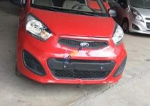 Bán Kia Morning Van đời 2013, màu đỏ, nhập khẩu số tự động