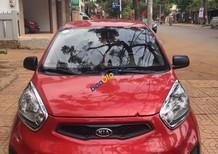 Bán xe Kia Morning đời 2012, màu đỏ, nhập khẩu nguyên chiếc, giá tốt