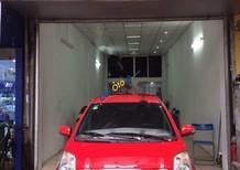 Bán xe Toyota Yaris 1.5 AT đời 2011, màu đỏ, nhập khẩu