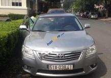 Cần bán lại xe Toyota Camry 3.5Q sản xuất 2011, màu xám