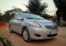 Bán xe Toyota Vios 1.5 E đời 2010, màu bạc